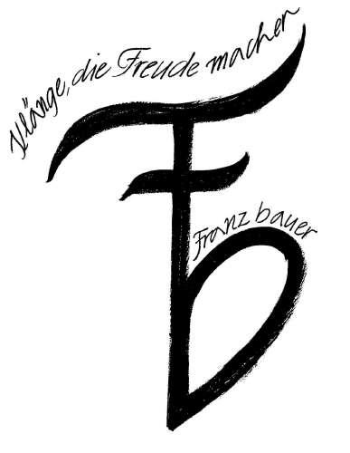Instrumentenbau Franz Bauer