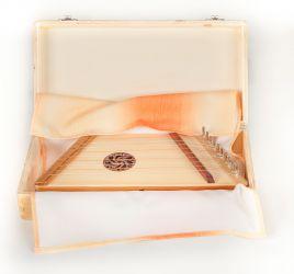 Kleiner Psalter mit Decke und Koffer