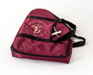 Passgenaue Tasche mit einem Fach und Rucksackgarnitur