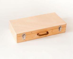 Koffer mit Decke für Kleine Autoharp