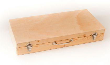 Koffer mit Decke für 8-Chöriges Saitentamburin