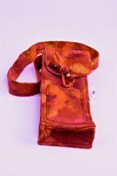 Handgefilzte Tasche aus Nepal