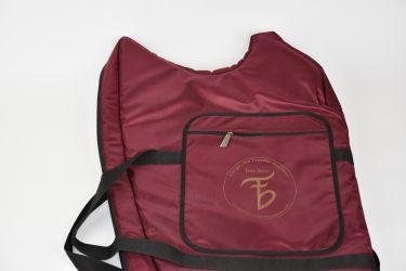 Tasche mit aufgesetztem Notenfach