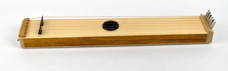 Salvaphon-Zargen aus Canary-Wood